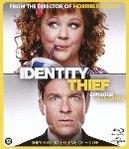 Identity thief, (Blu-Ray) BILINGUAL // W/ JASON BATEMAN, MELISSA MCCARTHY