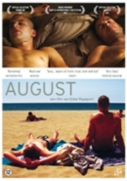 August, (DVD) PAL/REGION 2 // BY ELDAR RAPAPORT MOVIE, DVDNL