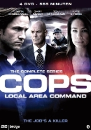 Cops - Local area command, (DVD) COMPLETE SERIES/W/GARY SWEET/KATE RITCHIE TV SERIES, DVDNL