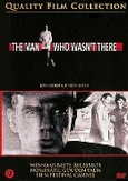 Man who wasn't there, (DVD) PAL/REGION 2 // W/ BILLY BOB THORNTON
