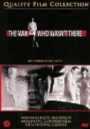 Man who wasn't there, (DVD) PAL/REGION 2 // W/ BILLY BOB THORNTON MOVIE, DVD