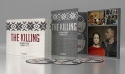 KILLING 1-2-3 BOX CAST: SOFIE GRABOL, NIKOLAJ LIE KAAS