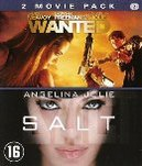 Wanted/Salt, (Blu-Ray)