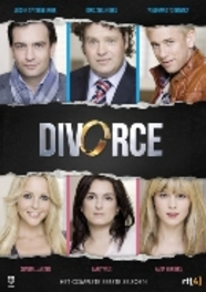 DIVORCE - SEIZOEN 1 ALL REGIONS // W/ JEROEN SPITZENBERGER, CHANTAL JANZEN TV SERIES, DVDNL