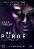 Purge, (DVD) PAL/REGION 2-BILINGUAL // W/ ETHAN HAWKE, LENA HEADEY