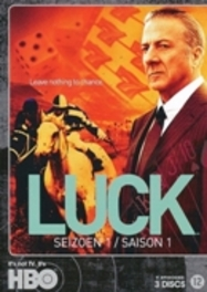 Luck - Seizoen 1, (DVD) BILINGUAL /CAST: DUSTIN HOFFMAN,DENNIS FARINA,JOHN ORTI TV SERIES, DVD