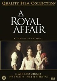 Royal affair, (DVD) PAL/REGION 2-BILINGUAL/W/ALICIA VIKANDER,MADS MIKKELSEN MOVIE, DVDNL