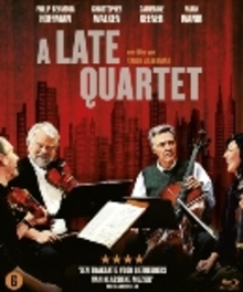 Late quartet, (Blu-Ray) W/ CHRISTOPHER WALKEN, PHILIP SEYMOUR HOFFMAN MOVIE, Blu-Ray