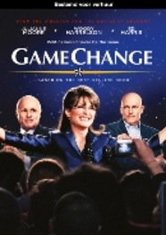GAME CHANGE PAL/REGION 2-BILINGUAL // W/ JULIANNE MOORE,ED HARRIS MOVIE, DVD