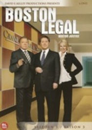 Boston Legal - Seizoen 3 (6DVD)