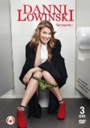 Danni Lowinski - Seizoen 1, (DVD) PAL/REGION 2 // W/ MARLIJN WEERDENBURG, MICHIEL ROMEYN TV SERIES, DVD