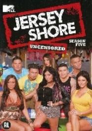 MTV Jersey shore - Seizoen 5, (DVD) PAL/REGION 2 TV SERIES, DVDNL