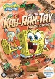 Spongebob - Extreme Kah-rah-tay, (DVD) .. KAH-RAH-TAY - PAL/REGION 2-BILINGUAL TV SERIES, DVDNL