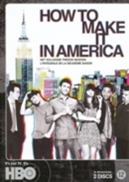 HOW TO MAKE IT IN..S.2 .. AMERICA - SEASON 2 // PAL/REGION 2-BILINGUAL TV SERIES, DVDNL