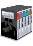 Laurel & Hardy complete series, (DVD) UK VERSION // SILENTS, TALKIES, FEATURES +BONUS DISC