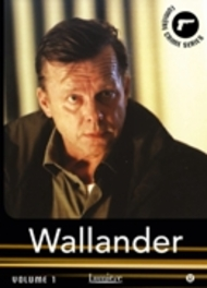 Wallander - Volume 1 DVD-Box