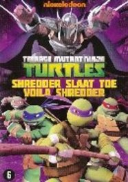 Teenage Mutant Ninja Turtles - Shredder Slaat Toe (DVD)