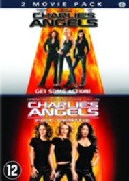 Charlies angels 1 & 2, (DVD) PAL/REGION 2 // W/CAMERON DIAZ/DREW BARRYMORE/LUCY LIU MOVIE, DVDNL