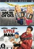 White chicks/Little man, (DVD)