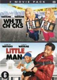 White chicks/Little man, (DVD) MOVIE, DVDNL