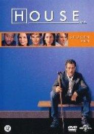 House M.D. - Seizoen 1, (DVD) CAST: HUGH LAURIE TV SERIES, DVDNL