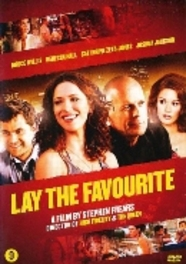 Lay the favourite, (DVD) PAL/REGION 2-BILINGUAL // W/ REBECCA HALL, BRUCE WILLIS MOVIE, DVDNL