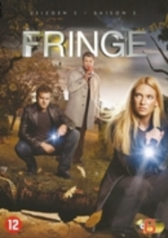 Fringe - Seizoen 2, (DVD) BILINGUAL /CAST: ANNA TORV, JOHN NOBLE TV SERIES, DVDNL
