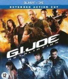 G.I. Joe 2 - Retaliation, (Blu-Ray) BILINGUAL // W/ DWAYNE JOHNSON MOVIE, Blu-Ray