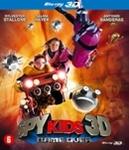 Spy kids 3 3D, (Blu-Ray)