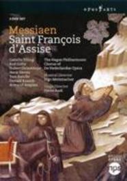 SAINT FRANCOIS D ASSISE, MESSIAEN, OLIVIER, METZMACHER, I. NTSC/ALL REGIONS/THE HAGUE P.O./METZMACHER DVD, O. MESSIAEN, DVDNL