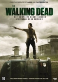 Walking dead - Seizoen 3, (DVD) BILINGUAL // BY FRANK DARABONT TV SERIES, DVDNL