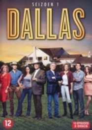 Dallas - Seizoen 1, (DVD) PAL/REGION 2 //W/ JOSH HENDERSON, JORDANA BREWSTER TV SERIES, DVDNL
