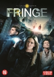 Fringe - Seizoen 5, (DVD) BILINGUAL /CAST: ANNA TORV, JOHN NOBLE TV SERIES, DVDNL