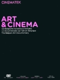 Art & cinema, (DVD) THE BELGIAN ART DOCUMENTARY DOCUMENTARY, DVD