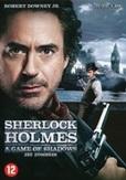 Sherlock Holmes - A game of shadows, (DVD) A GAME OF SHADOWS / PAL/REGION 2 / W/ROBERT DOWNEY JR.