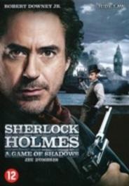 Sherlock Holmes - A game of shadows, (DVD) A GAME OF SHADOWS / PAL/REGION 2 / W/ROBERT DOWNEY JR. MOVIE, DVD