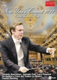 New Years Concert 2011 - Desiree Rancatore, Antonio Poli, Lu