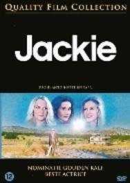 Jackie, (DVD) PAL/REGION 2 // W/CARICE & JELKA VAN HOUTEN, H. HUNTER MOVIE, DVD