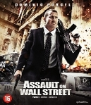 Assault on wall street, (Blu-Ray) W/ DOMINIC PURCELL