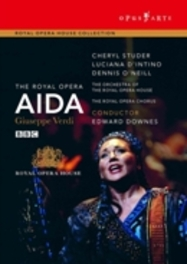 AIDA, VERDI, GIUSEPPE, DOWNES, E. NTSC/ALL REGIONS/ROYAL OPERA HOUSE/E.DOWNES DVD, G. VERDI, DVDNL