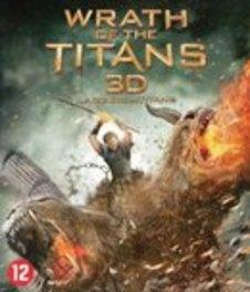 Wrath of the titans 3D, (Blu-Ray) BILINGUAL - 3D+2D / W/ SAM WORTHINGTON, LIAM NEESON MOVIE, Blu-Ray