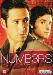 Numbers - Seizoen 3, (DVD) PAL/REGION 2-BILINGUAL // W/ROB MORROW, JUDD HIRSCH TV SERIES, DVDNL