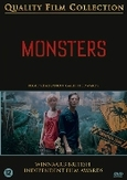 Monsters, (DVD) PAL/REGION 2 // W/SCOOT MCNAIRY