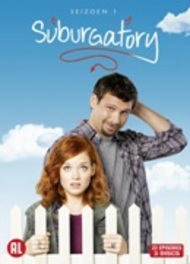 Suburgatory - Seizoen 1, (DVD) CAST: JEREMY SISTO, JANE LEVY TV SERIES, DVDNL