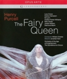 Dexter/Millson/Barrit/ Orch. Of The - The Fairy Queen