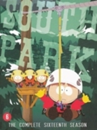 South park - Seizoen 16, (DVD) PAL/REGION 2 ANIMATION, DVDNL