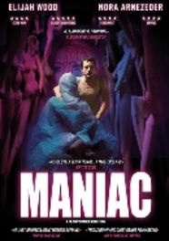 Maniac, (DVD) CAST: ELIJAH WOOD /BY: FRANCK KHALFOUN MOVIE, DVDNL