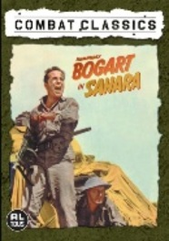 Sahara (1943), (DVD) BILINGUAL /CAST: HUMPHREY BOGART MOVIE, DVDNL