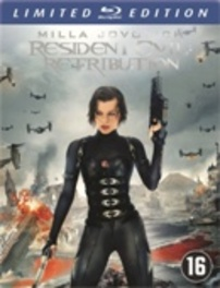 Resident evil - Retribution, (Blu-Ray) CAST: MILLA JOVOVICH, MICHELLE RODRIGUEZ MOVIE, Blu-Ray