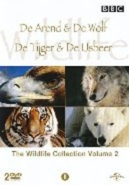 BBC wildlife special 2, (DVD) PAL/REGION 2 // AREND/WOLF/TIJGER/IJSBEER DOCUMENTARY, DVD